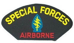 Special Forces Patches